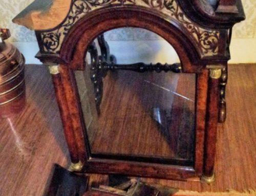 Longcase clock by Gerrit Markus