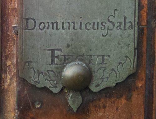 Dutch mercury barometer