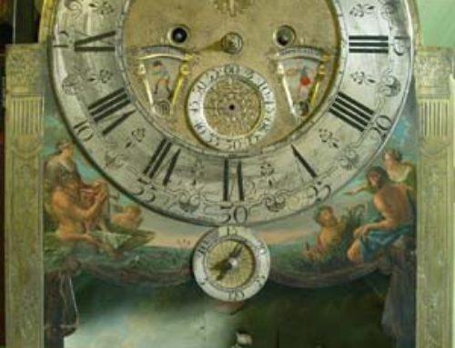 Amsterdams staand horloge